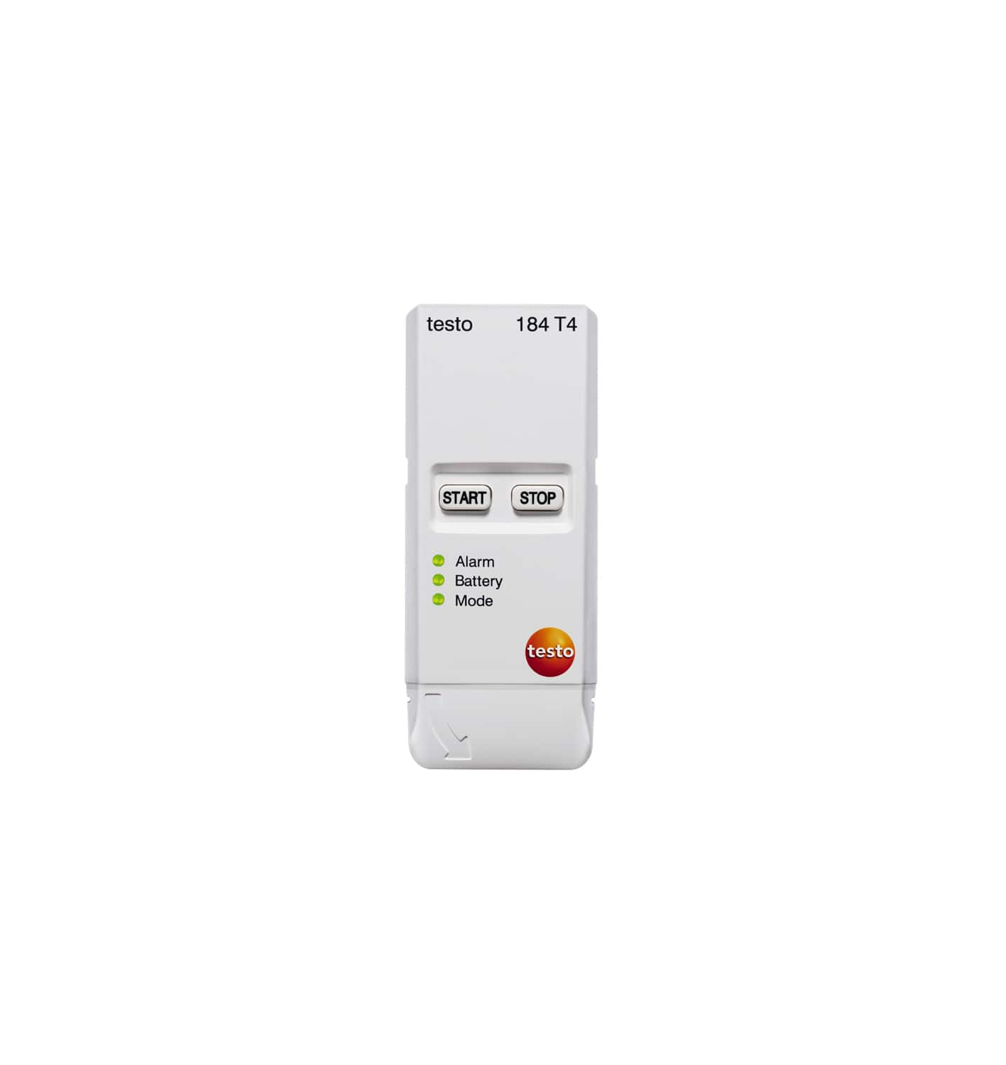 testo 184 T4 - Temperature data logger for transport monitoring