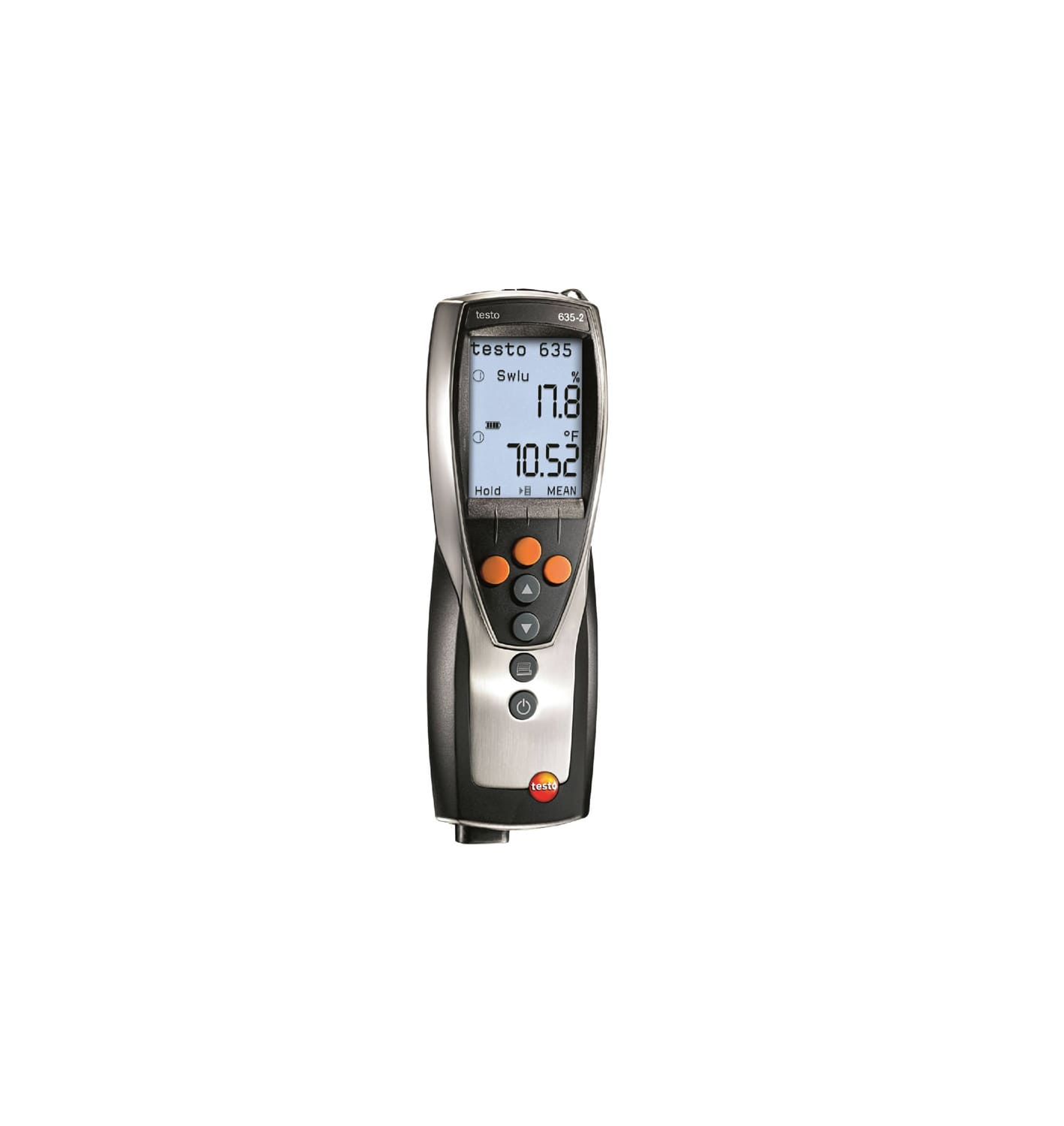 testo 635-2 U-value promo set - thermohygrometer set