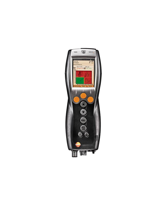 testo 330-2 LL - Professional long-life set for heating engineers