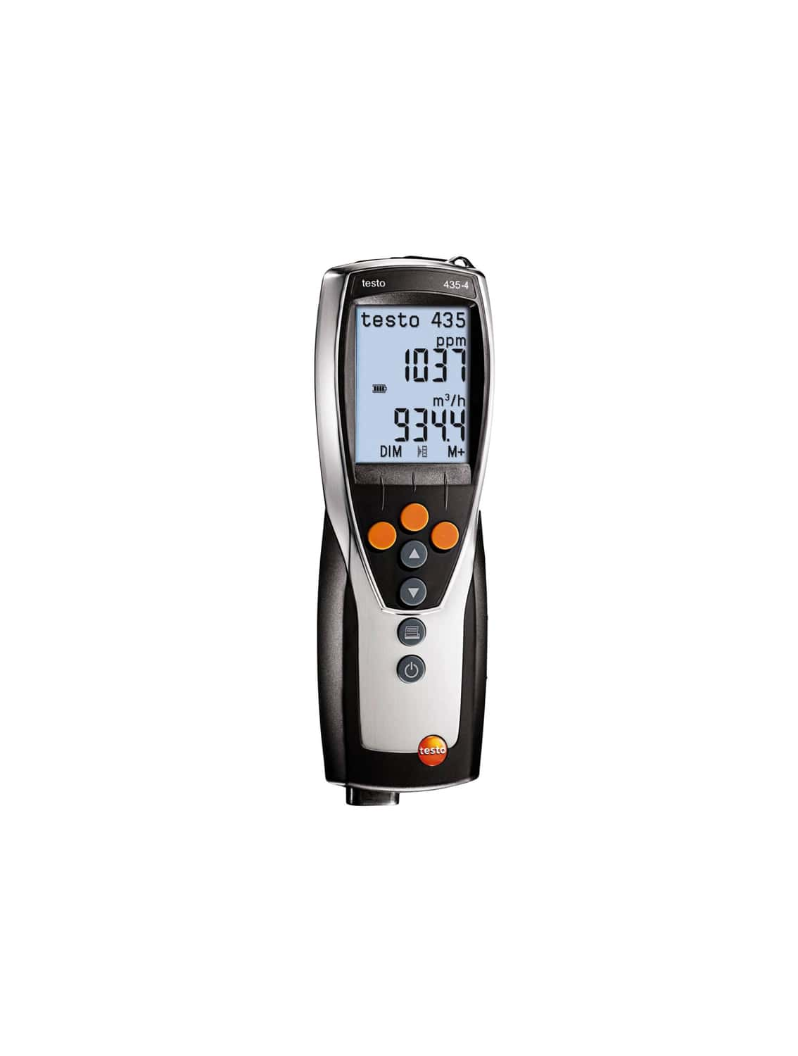 testo 435-4 - Multifunction indoor air quality meter