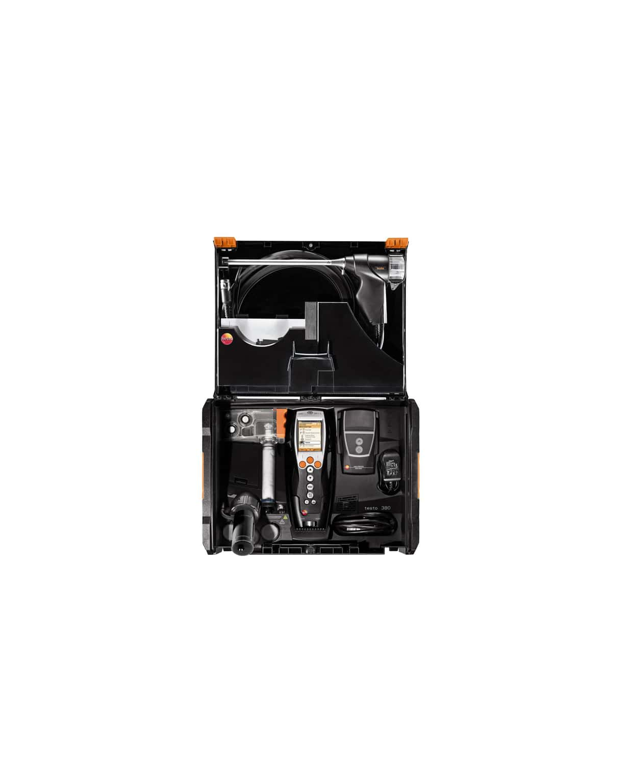 testo 380 - Particulate matter measurement system