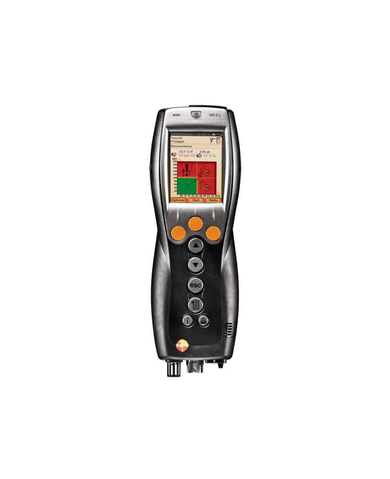 testo 330-2 LL - Professional long-life set for customer service and service engineers